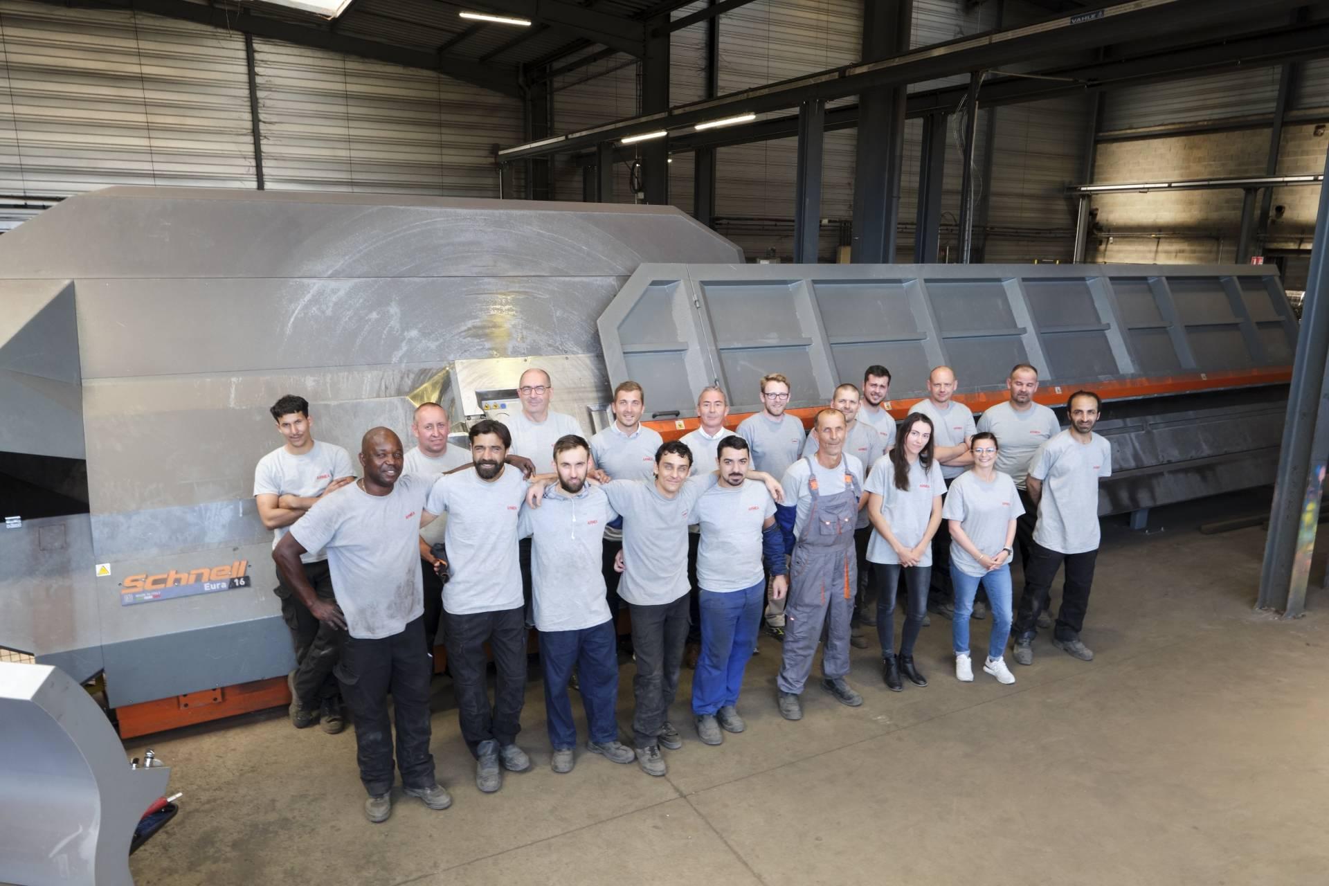 Premier groupe de salariés - Armea 28